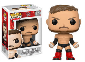 Finn Balor, #34, (Condition 7/10) - Smeye World