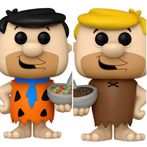 Pop! Ad Icons: Fred and Barney