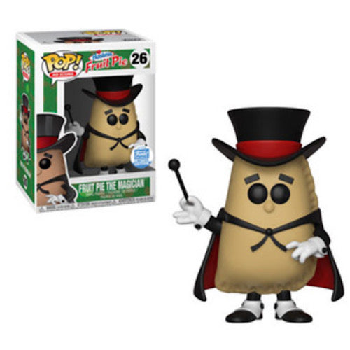 Fruit Pie the Magician, Funko-Shop Limited Edition Exclusive, (Condition 8/10) - Smeye World