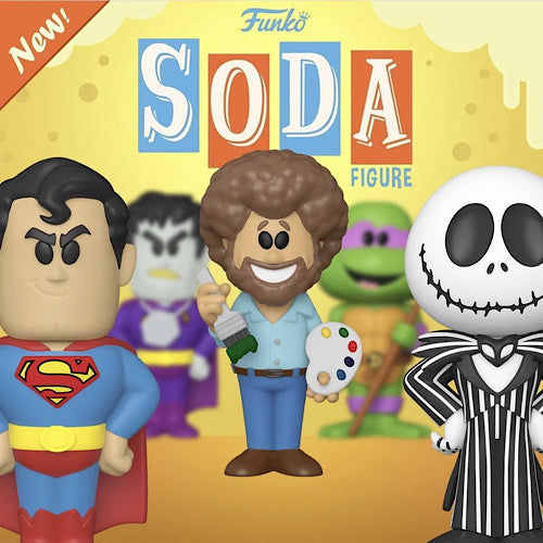 LE Vinyl Soda /W Chance at Chase! (Wave 7)
