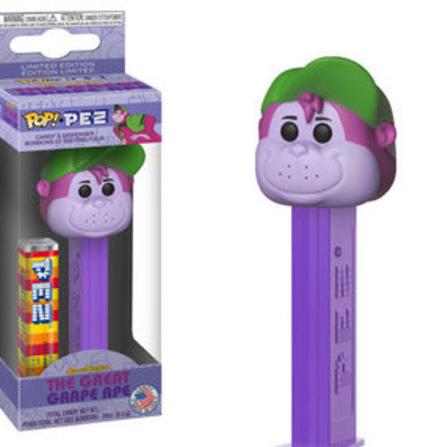 Funko PEZ: Hanna Barbera - The Great Grape Ape Funko Pop! Pez: Toy - Smeye World