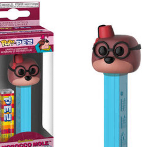 Funko PEZ: Hanna Barbera - Morocco Mole Funko Pop! Pez: Toy - Smeye World