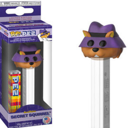 Funko PEZ: Hanna Barbera - Secret Squirrel Funko Pop! Pez: Toy - Smeye World