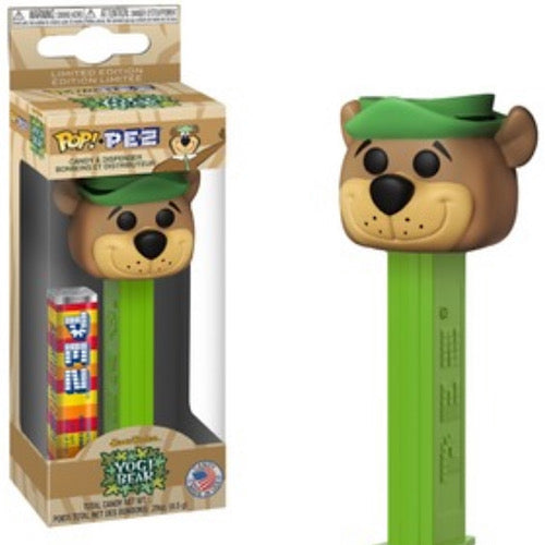 Funko PEZ: Hanna Barbera - Yogi Bear Funko Pop! Pez: Toy - Smeye World