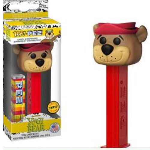 Funko PEZ: Hanna Barbera - Yogi Bear (Chase) Funko Pop! Pez: Toy - Smeye World