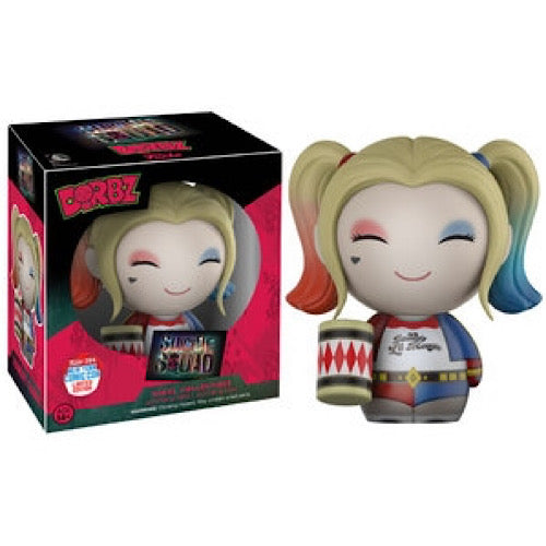 Harley Quinn, Mallet, Dorbz, 2016 NYCC Exclusive, #163, (Condition 8/10) - Smeye World