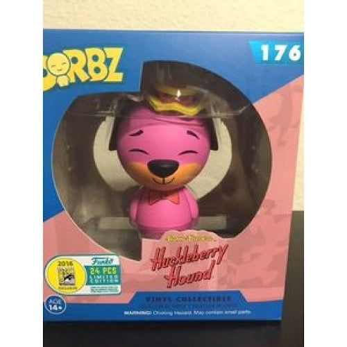 Huckleberry Hound, (Pink), Dorbz, LE 24, Funko Fundays Exclusive, #176, (Condition 9/10) - Smeye World