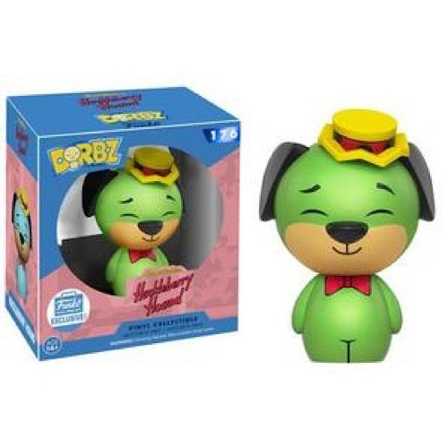 Huckleberry Hound, (Green), Dorbz, Funko Shop Exclusive, #176, (Condition 8/10) - Smeye World