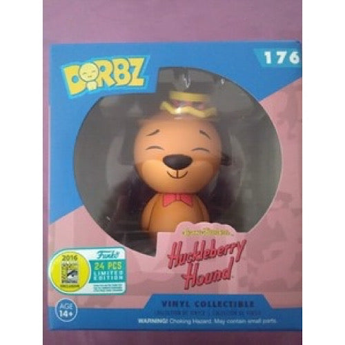 Huckleberry Hound, (Orange), Dorbz, LE 24, 2016 Funko Fundays Exclusive, #176, (Condition 9/10) - Smeye World