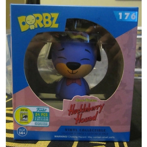 Huckleberry Hound, (Purple), Dorbz, LE 24, 2016 Funko Fundays Exclusive, #176, (Condition 9/10) - Smeye World