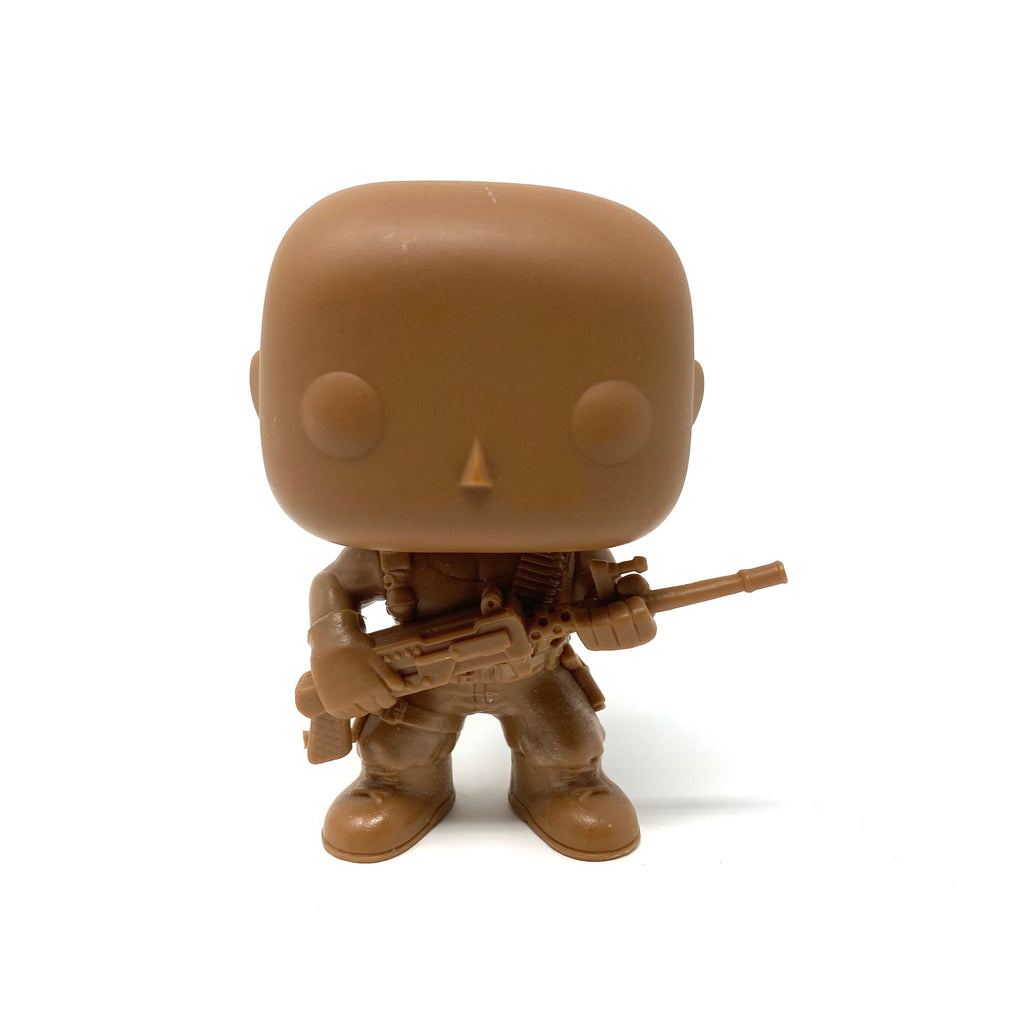 Roadblock (G.I. Joe) Funko Prototype - Smeye World