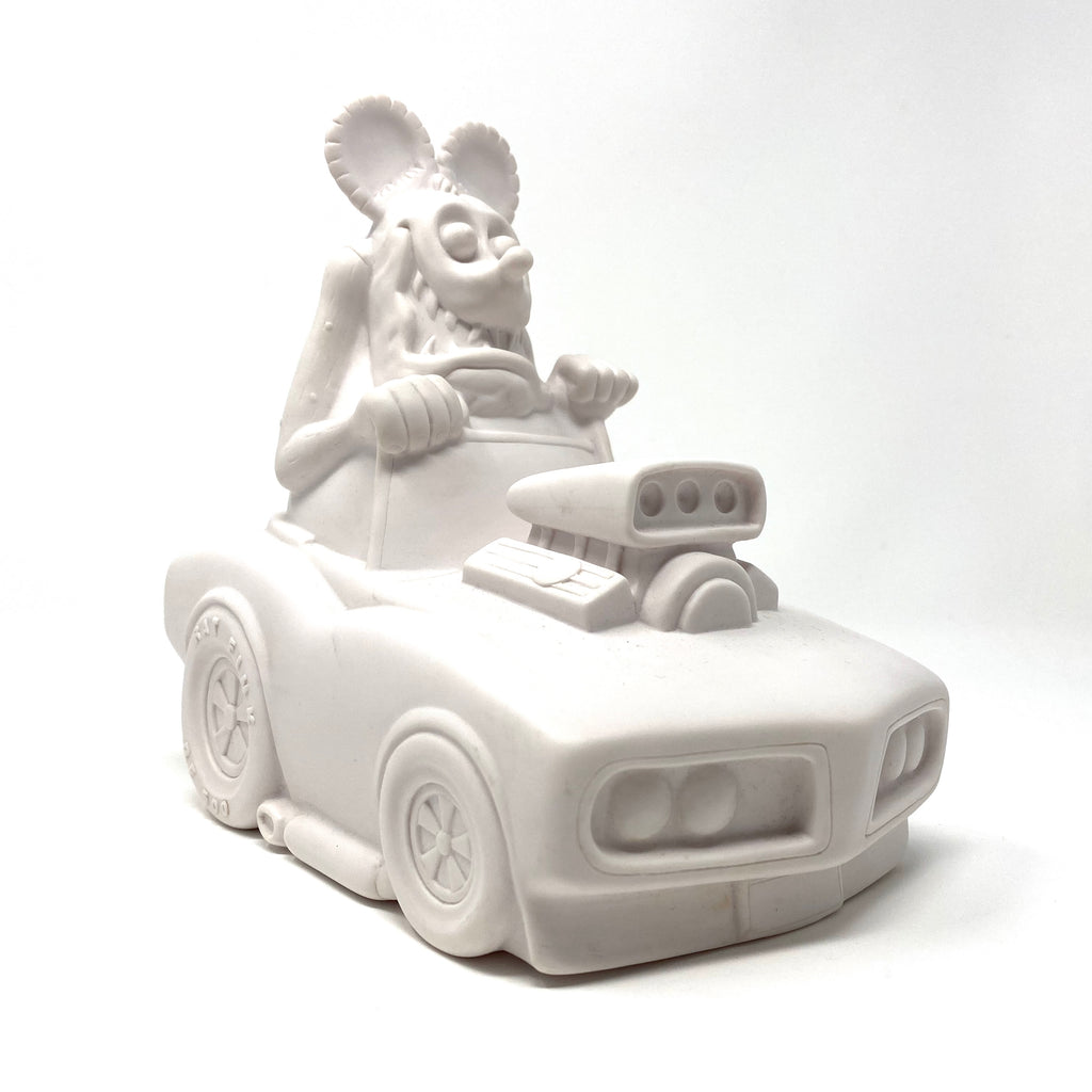 Rat Fink Hot Rod Coin Bank Funko Prototype - Smeye World