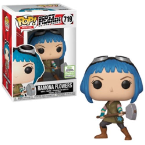 Ramona Flowers, 2019 Spring Convention LE Exclusive, #719, (Condition 7.5/10)