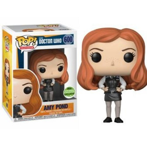 Amy Pond, 2018 Spring Convention Exclusive, #600, (Condition 6/10)