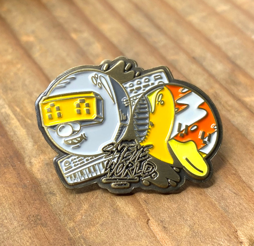 Fall SmeyeCon 2020 LE100 Enamel Pin