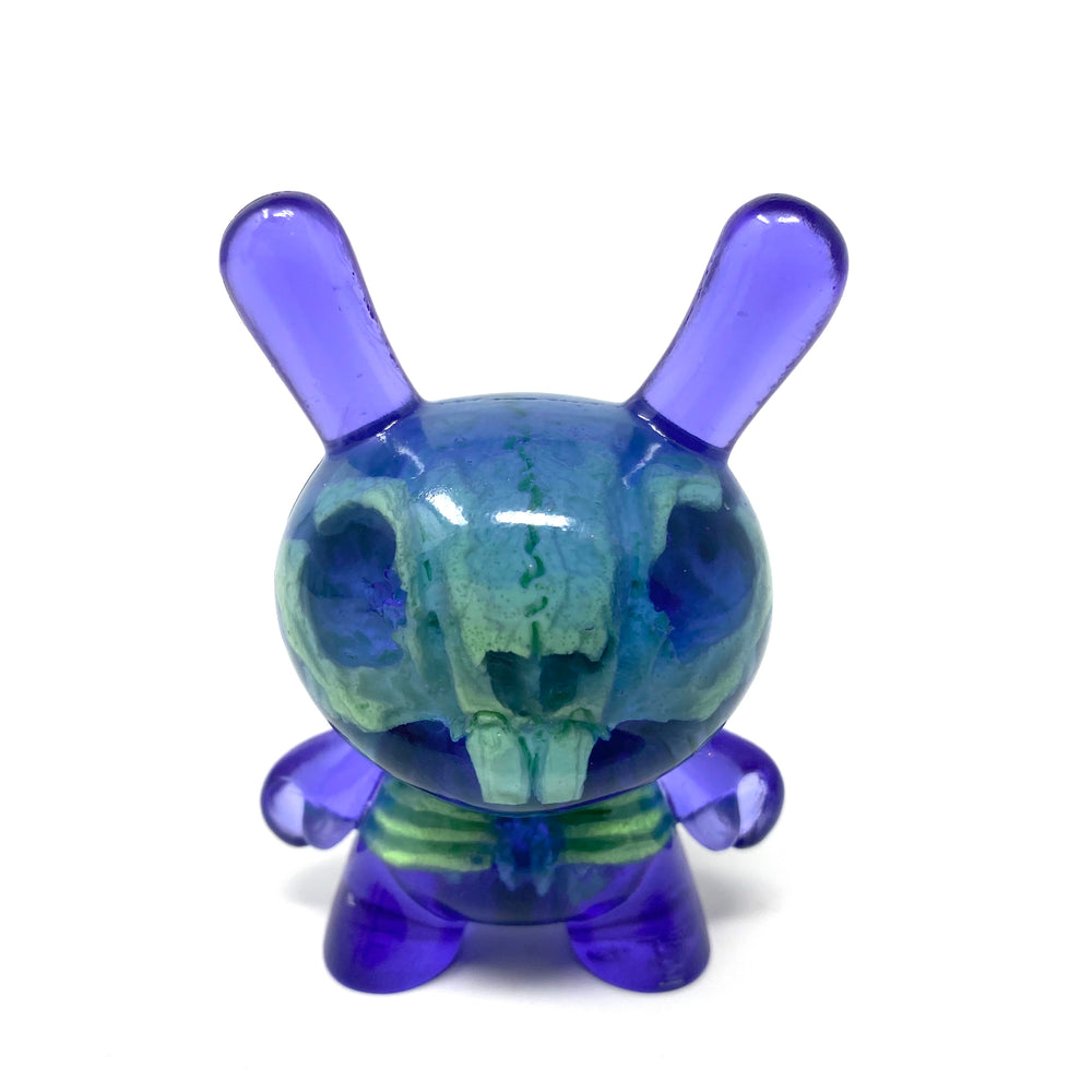 "Scott Wilkowski Infected Dunny 3"" (Purple)"
