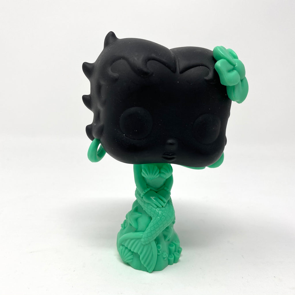 Mermaid Betty Boop Funko Prototype