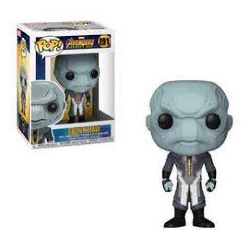 Ebony Maw, #291 (Condition 7/10)