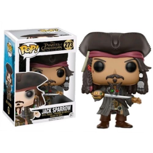 Jack Sparrow, #273, (Condition 7.5/10) - Smeye World
