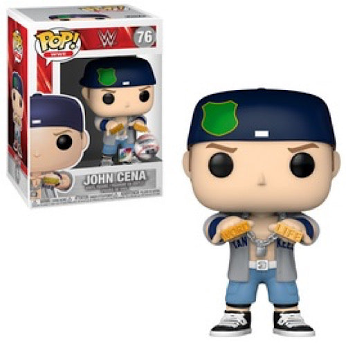 John Cena (Dr. of Thuganomics), #76, (Condition 8/10)