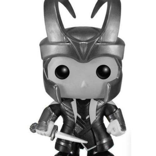 Loki, HT Exclusive, #36, (Condition 7/10)