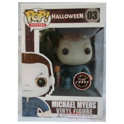 Michael Myers, Glow Chase, #03, (Condition 8/10)