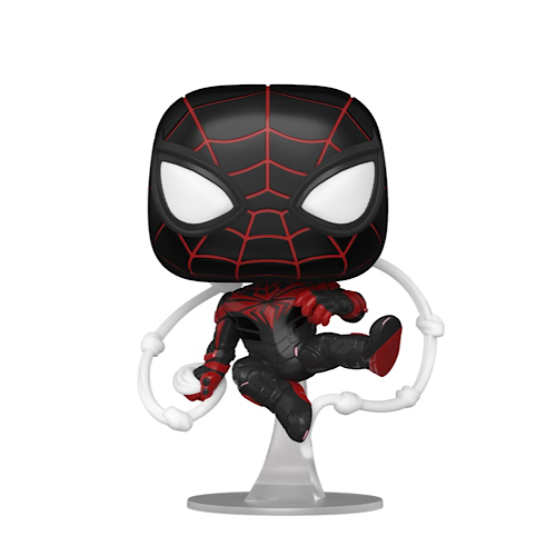 Pop! Games: Marvel's Spider-Man Singles