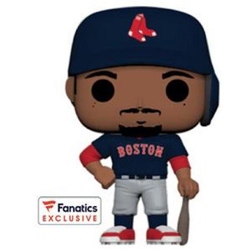 Mookie Betts, Fanatics Exclusive, #17, (Condition 7/10) - Smeye World