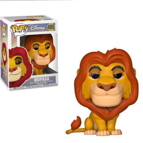 Mufasa, (Condition 7/10) - Smeye World