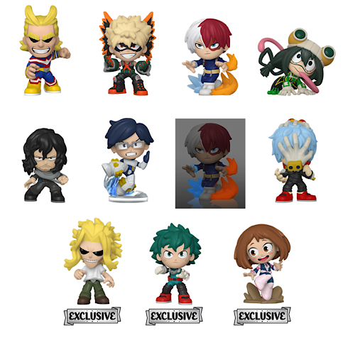My Hero Academia S7 - Mystery Mini's - 12PC