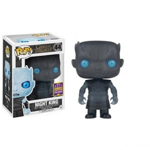 Night King, 2017 SDCC Exclusive, Shared Sticker, #44, (Condition 6.5/10) - Smeye World