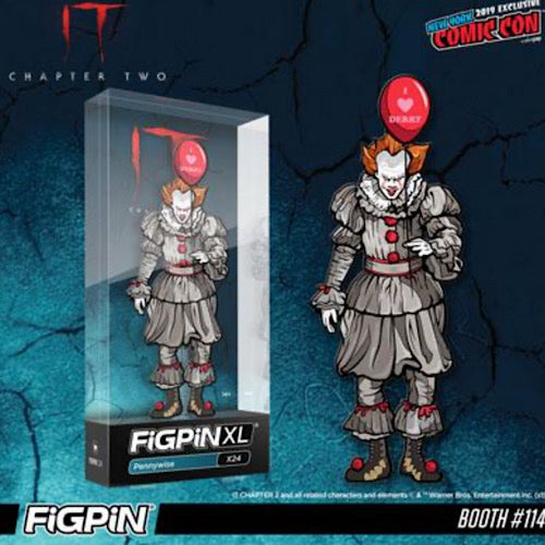 Pennywise XL LE750 NYCC 2019 Limited Edition - Smeye World