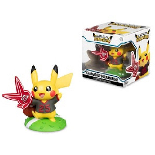 Pokemon, A Day with Pikachu, Charged Up For Game Day, (Condition 9/10) - Smeye World