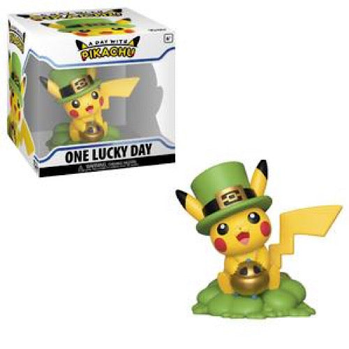 Pokemon, A Day with Pikachu, One Lucky Day, (Condition 9/10) - Smeye World