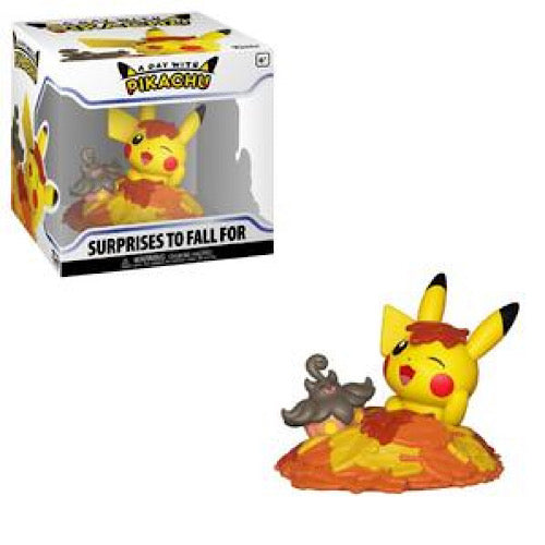 Pokemon, A Day with Pikachu, Surprises To Fall For, (Condition 9/10) - Smeye World
