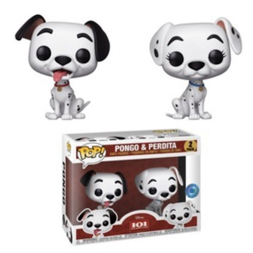 Pongo & Perdita, Pop In A Box Exclusive, (Condition 8/10) - Smeye World