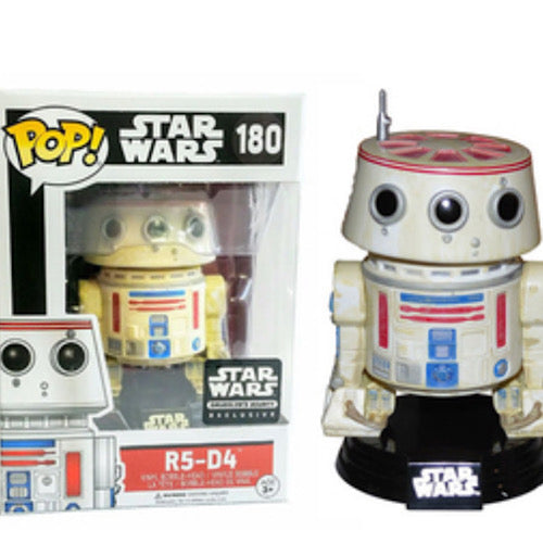 R5-D4, Smuggler's Bounty Exclusive, (Condition 8/10) - Smeye World