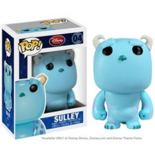 Sulley, #04, (Condition 7/10)