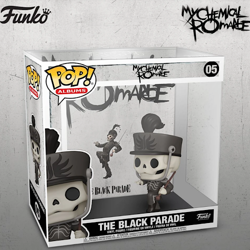 POP Albums: My Chemical Romance - The Black Parade