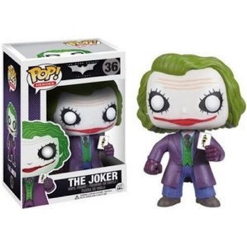 The Joker, #36, (Condition 9/10) - Smeye World