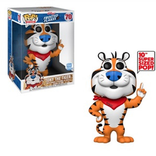 Tony the Tiger, 10 Inch, 2019 Funko Shop Exclusive, #70, (Condition 8/10) - Smeye World