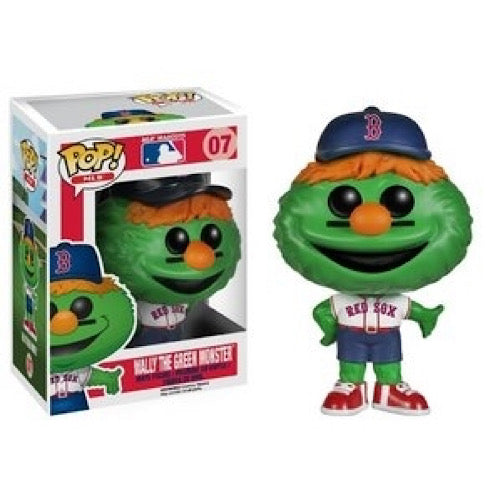 Wally the Green Monster, #07, (Condition 7/10) - Smeye World