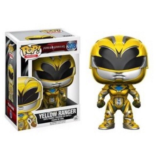 Yellow Ranger, (Condition 8/10) - Smeye World