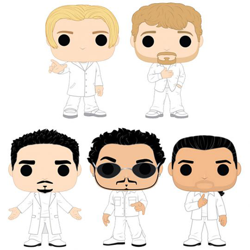 Backstreet Boys Set - Smeye World