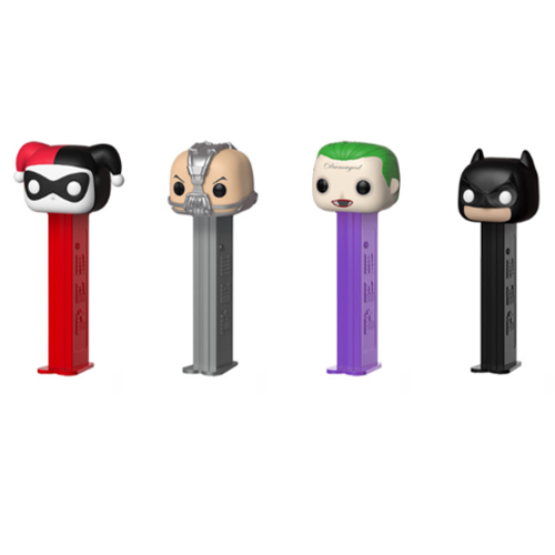 Batman Pez Set - Smeye World