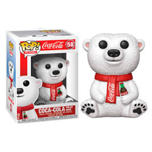 Coca-Cola Bear - Smeye World