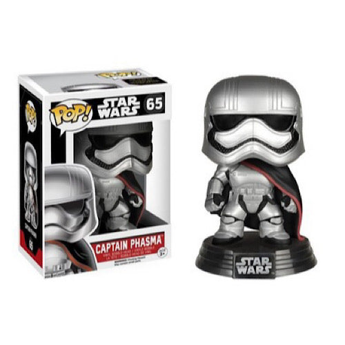 Captain Phasma, #65 (Condition 7.5/10)