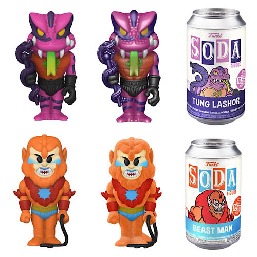 Vinyl SODA: Masters of the Universe