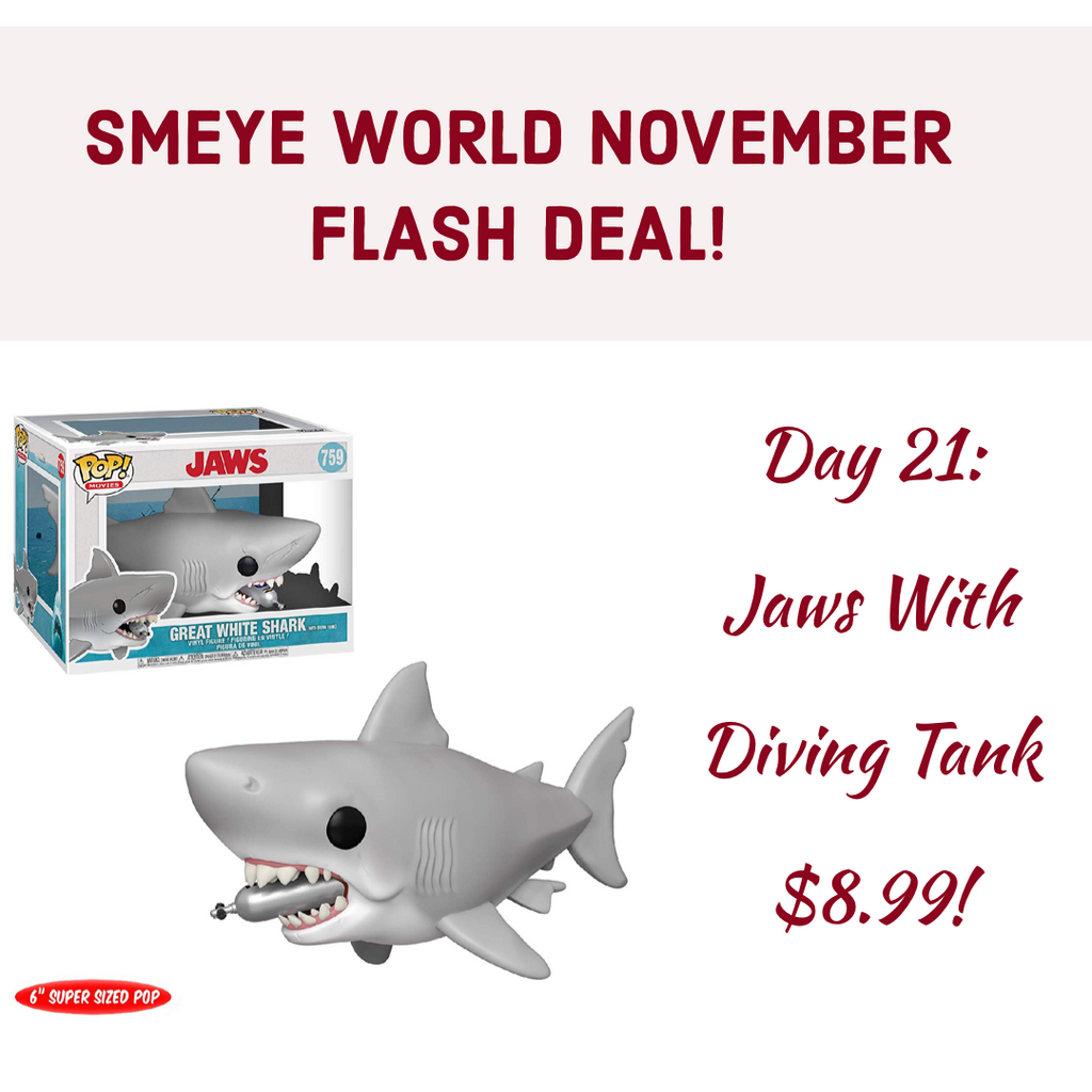 Jaws With Ding Tank - Smeye World