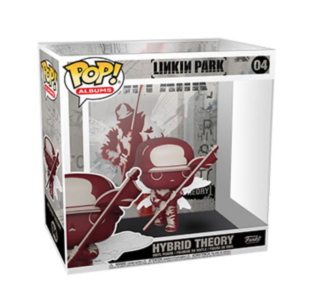 Linkin Park Hybrid Theory (POP! Album)